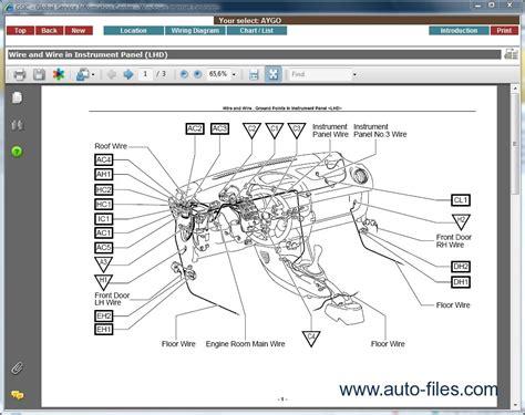 Toyota Aygo Repair Manuals Download Wiring Diagram