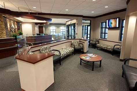 Custom Optometry Office Designs & Architecture