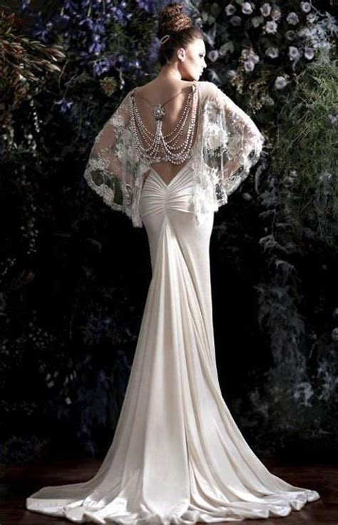 great gatsby inspired wedding dresses  accessories