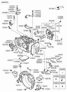 2008 Kia Sorento Fuel Filter
