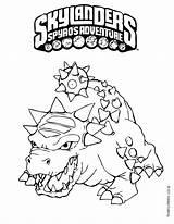 Bash Skylanders Coloring Coloriage Hellokids Colorir Colorear Imprimer Spyro Adventure Dibujos Desenhos Colouring Malvorlagen Ausmalen Zum Skylander Desenho Pintar Giants sketch template