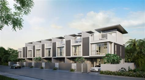Modern 3storey Townhouse In Laguna Area At Excellent