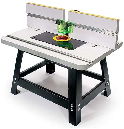 Best Benchtop Router Table  Woodworking Projects & Plans