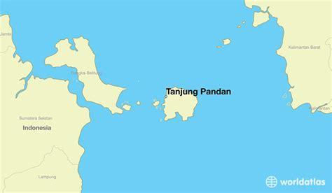tanjung pandan indonesia tanjung pandan