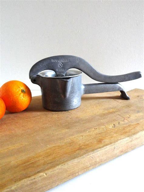 presse cuisine presse agrumes vintage plemouss luxe cuisine et