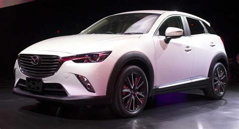 2016 Mazda Cx 3 Mpg by 2016 Mazda Cx 3 Epa Estimated At 31 Mpg Combined Carscoops