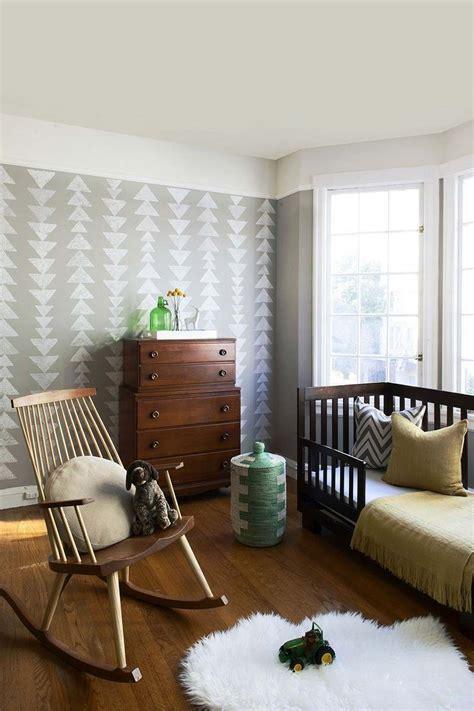 deco tapisserie chambre tapisserie chambre bb great peinture chambre bebe mixte