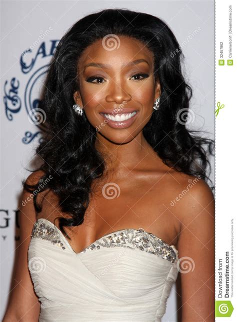 Brandy Norwood editorial photography. Image of hills ...