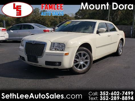 2009 Chrysler 300 For Sale by 2009 Chrysler 300 For Sale Classiccars Cc 1186363