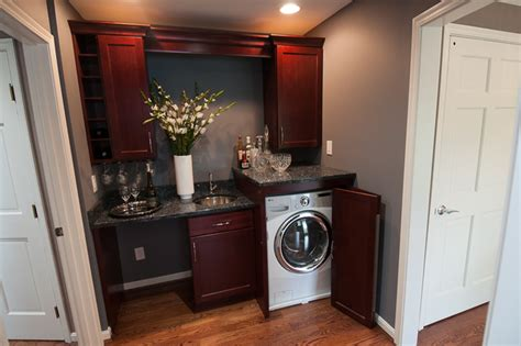 wet bar  laundry laundry room cincinnati