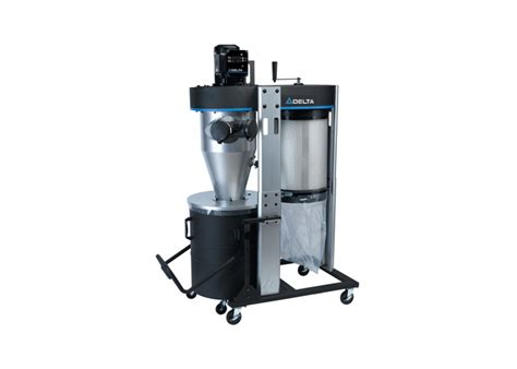 delta   hp portable cyclone dust collector preview