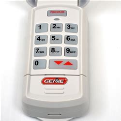 genie intellicode wireless keypad gk bx