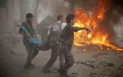 Syria Deaths Civilian Aid Condemns Chief Un