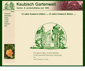 Garten Landschaftsbau Ritterhude by Kaubisch Gartenwelt De Kaubisch Gartenwelt Gt Garten Und