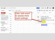 How to Create Google Calendar Event Reminders Tech