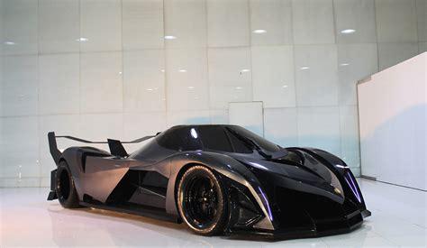 5,000-horsepower Devel Sixteen debuts in production trim ...