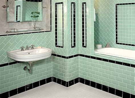 1930s bathroom ideas 1930s bathroom tiles goodness does this remind me of