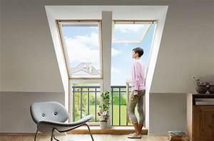 Velux Fenster Einbau : cabrio und dachbalkon von velux wohndachfenster dachgauben einbau service reparatur ~ Orissabook.com Haus und Dekorationen