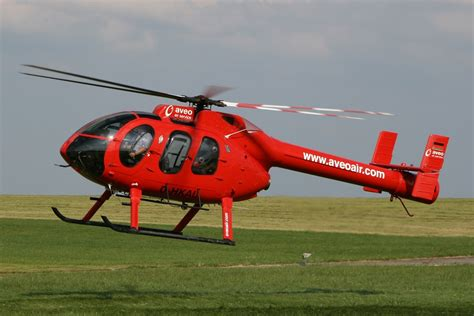 MD Helicopters MD 600 - Wikipedia