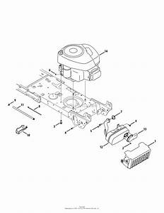 Mtd 13al78st099  247 288852   2012  Parts Diagram For