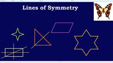 lines  symmetry youtube