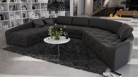 canapé d angle cuir center le mobiliermoss du nouveau côté canapé d angle