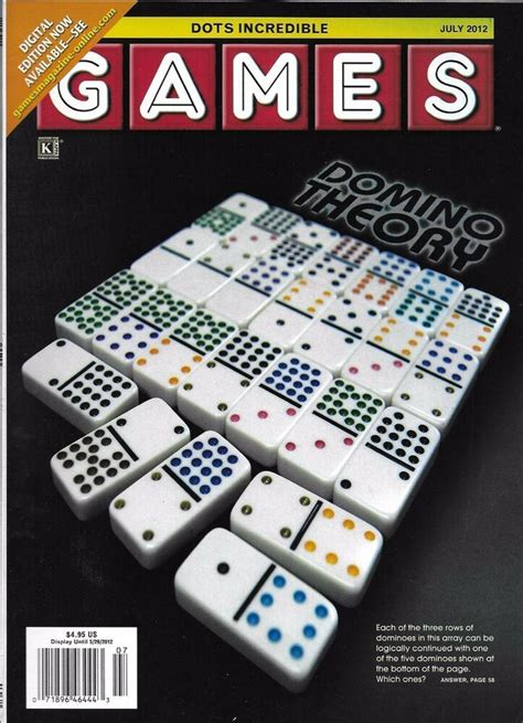 puzzles games holmes sherlock theory magazine domino robotics change brain puzzle