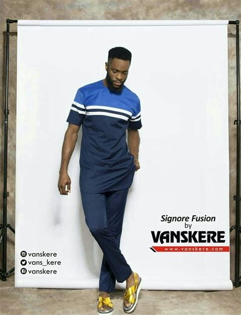 15 Modern Native Wear Designs For Nigerian Men 5 Native