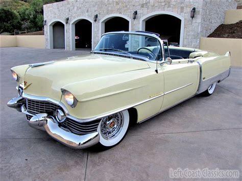 Sell Used 1954 Cadillac Eldorado Convertible, Apollo Gold