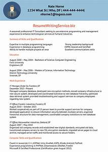 Programmer Resume Sample Information Technology Consultant Resume Sample