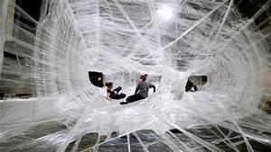 Super Slick Spider Web