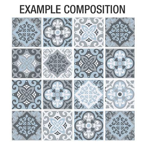 vintage floor tiles for vintage blue gray tiles 8832