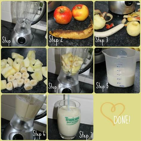 what do you make a smoothie with how do you make a apple banana smoothie 2 3 people