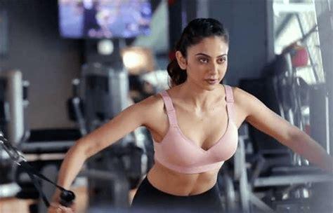 hot bollywood actress gym workout