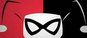 harley quinn mask stencil pictures to pin on pinterest With harley quinn mask template