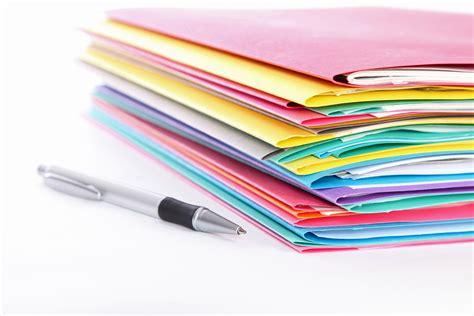 classement papier bureau classement des dossiers dans un bureau 28 images