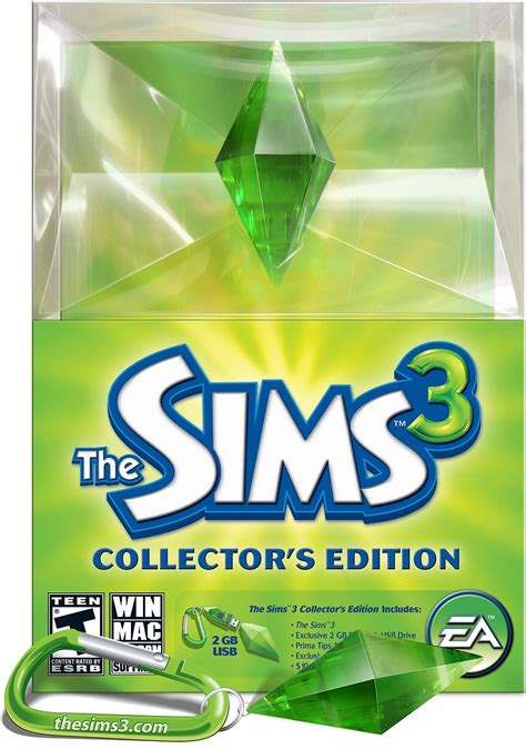 sims  collectors edition pc ign