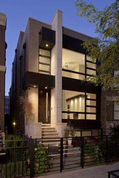 chicago contemporary exterior  design pictures
