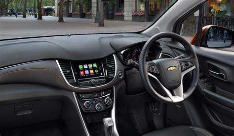 interior chevrolet trax  detailmobilcom