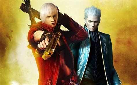 Dante And Vergil Sparda Vs Sam And Dean Winchester