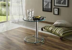 Tisch Rund Glas : glas tisch rund g nstig sicher kaufen bei yatego ~ Frokenaadalensverden.com Haus und Dekorationen