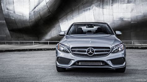Mercedes Picture by 2015 Mercedes C Class C300 4matic Us Spec Front