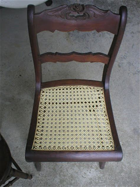 michaels chair caning service history of chair caning