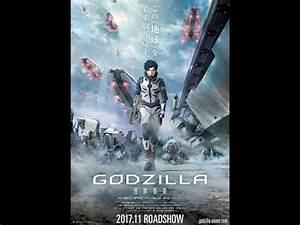 Godzilla 2017 Anime News: Monster Planet FULL PLOT ...