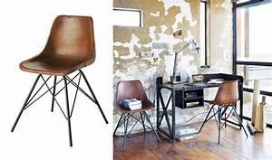 Chaise Tolix Maison Du Monde : les chaises eames mes derni res lubies ~ Melissatoandfro.com Idées de Décoration