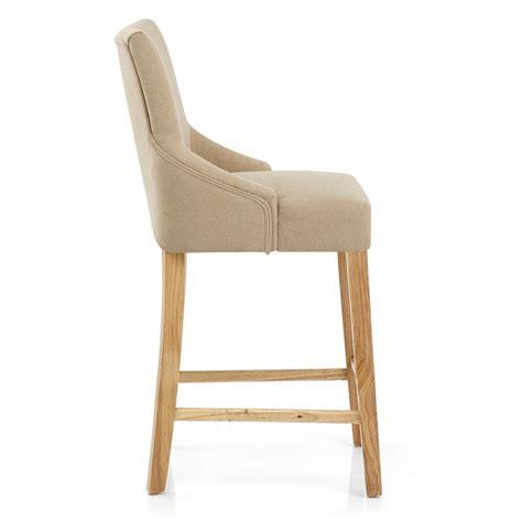 chaise en bois chaise de bar tissu bois magna monde du tabouret