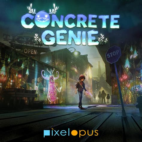 concrete genie    learned  pgw song debut