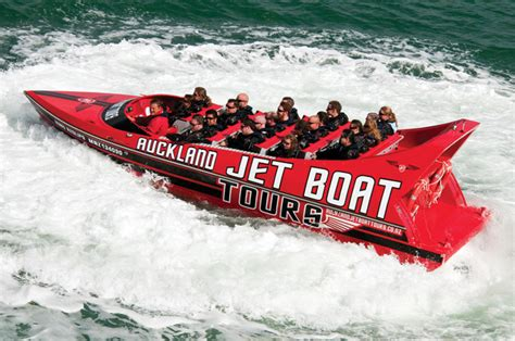 Nz Jet Boating Magazine by Auckland Jet Boat Tours What S New Zealand