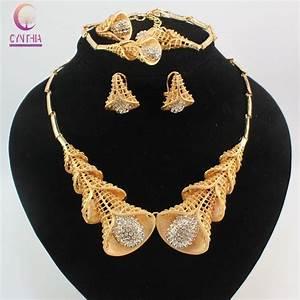 Dubai Gold Bracelet Design 2018 New Nobler Dubai Design Fashion Costume Crystal