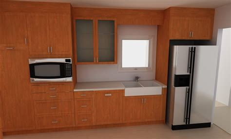 kitchen microwave cabinet adel doors for a contemporary ikea kitchen design 2299